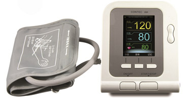 Combimeter Bloeddruk & Saturatie Contec