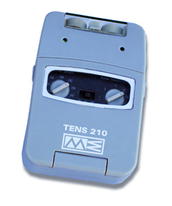 Mettler Tens ME210 2 kanaals