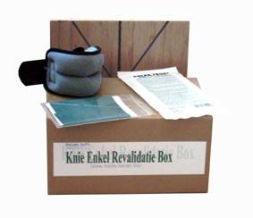Knie-Enkel Revalidatie Box Medicort