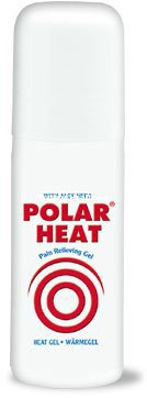 Warmte Gel Polar Roll-On