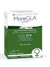 <ul><li>hooggedoseerde GLA + omega 3-vetzuren</li><li>voor vrouwen</li></ul>