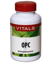 <ul><li>verhoogd gehalte OPC per capsule!</li><li>extract uit druivenpitten</li></ul>