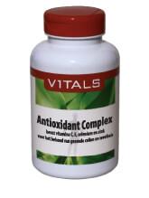 <ul><li>bevat vitamine C, E, selenium en zink voor het behoud van gezonde cellen en weefsels</li></ul>