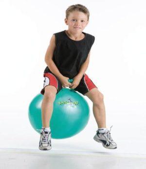Kangaroo Ball ABS, Turquiose, 310600