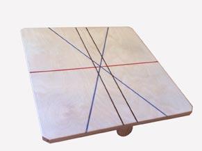 Kantel-Balancebord Basic