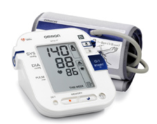 Bloeddrukmeter Omron M-10 IT