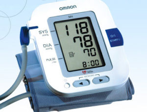 Bloeddrukmeter Omron M6 Comfort
