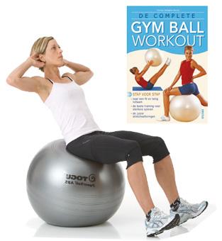 Gymbal Workout Pakket - Complete thuis training - voordelig bestellen